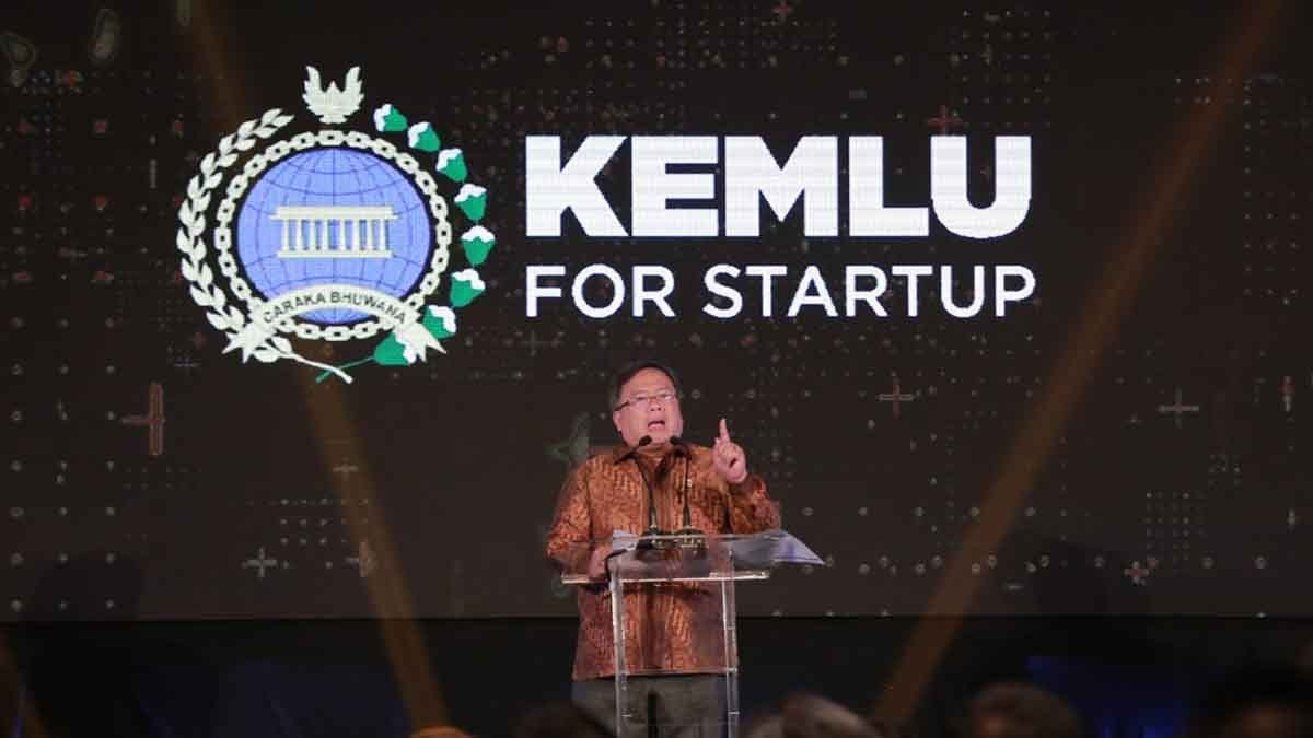 """Indonesia Government Created """"Kemlu for Startup"""" to Strengthen Digital Economy Ecosystem"""