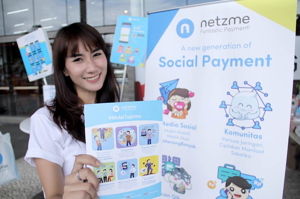 Netzme, A Fintech Application Startup, Targets Initial IPO in 2020