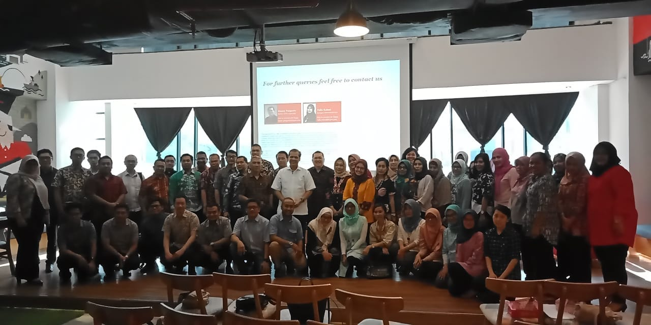 The Ministry of Research and Technology Collaborated with Amvesindo to Help Startups