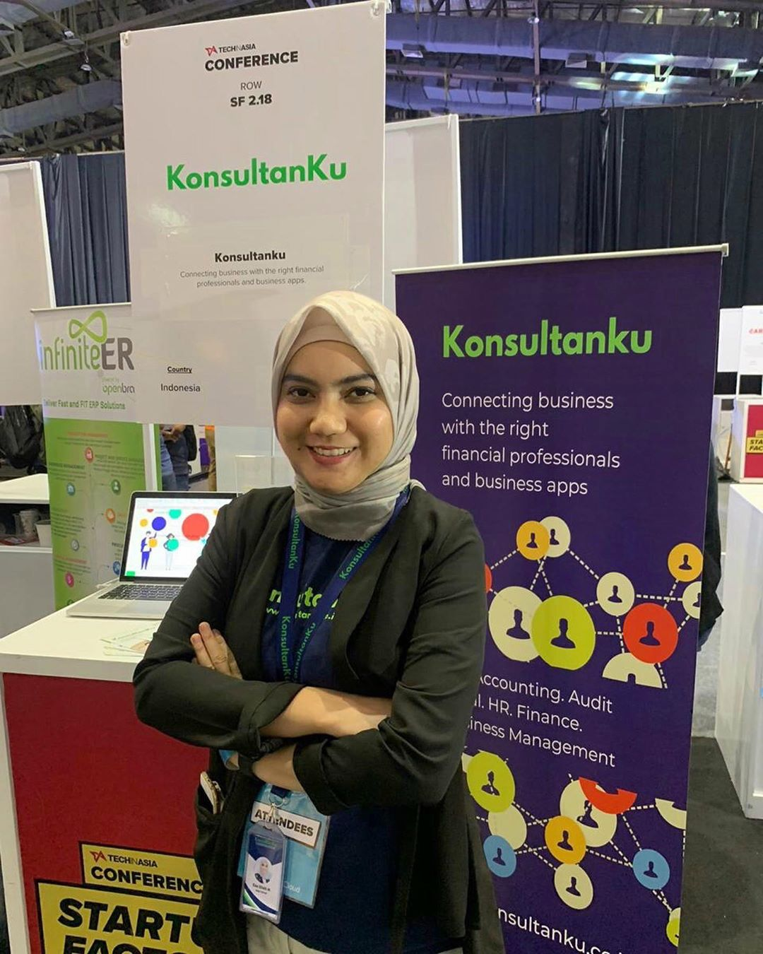 Startup Konsultanku Is Optimistic to Push Tax Revenue