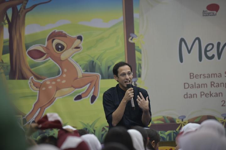 Nadiem Takes Care of Education Curriculum like Managing Startups