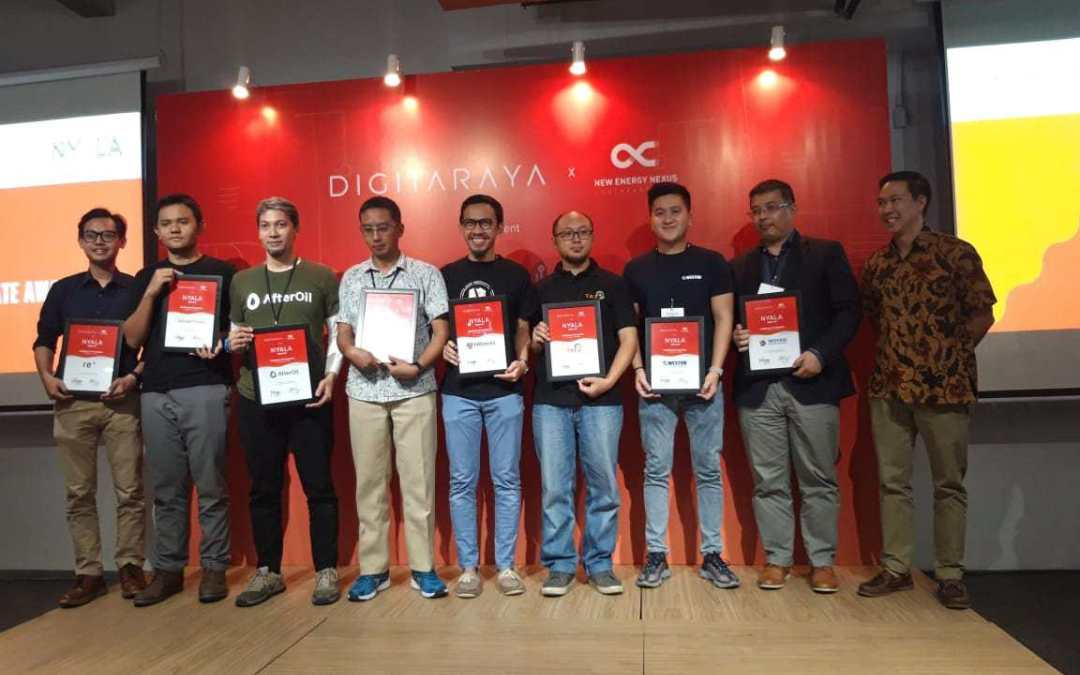 Gradana and Other Indonesian Startups Started to Challenge the Swiss Market