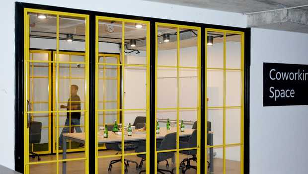 Supporting Startup Growth, UI Opened a Co-Working Space