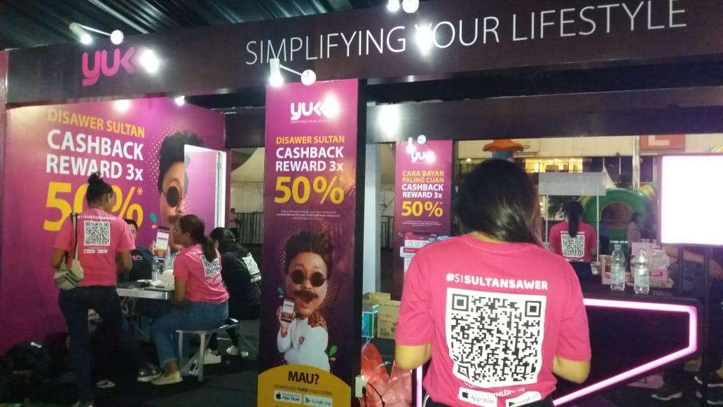 YUKK Targeting IDR 3 Billion Transactions at Indonesia's Largest Warehouse Clearance Sale Exhibition