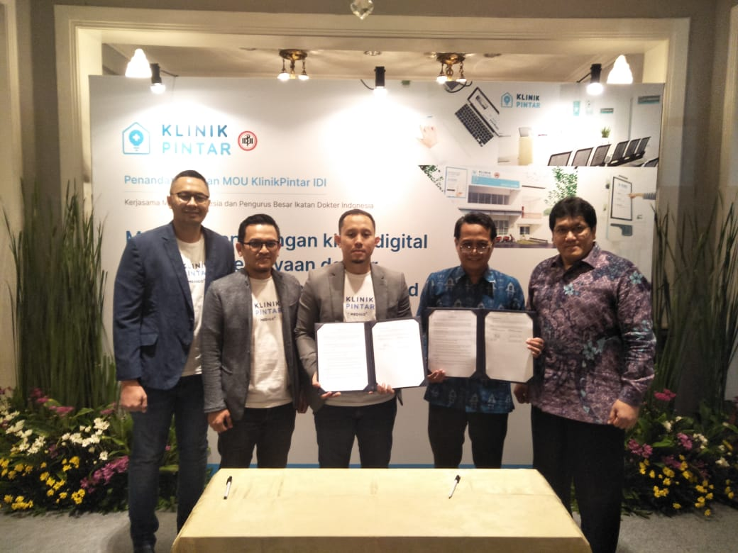 Medigo and the Indonesian Doctors Association Launch IDI Smart Clinic
