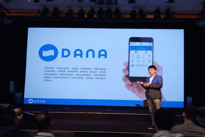 Digital Wallet DANA Targets Transaction to Double This Year