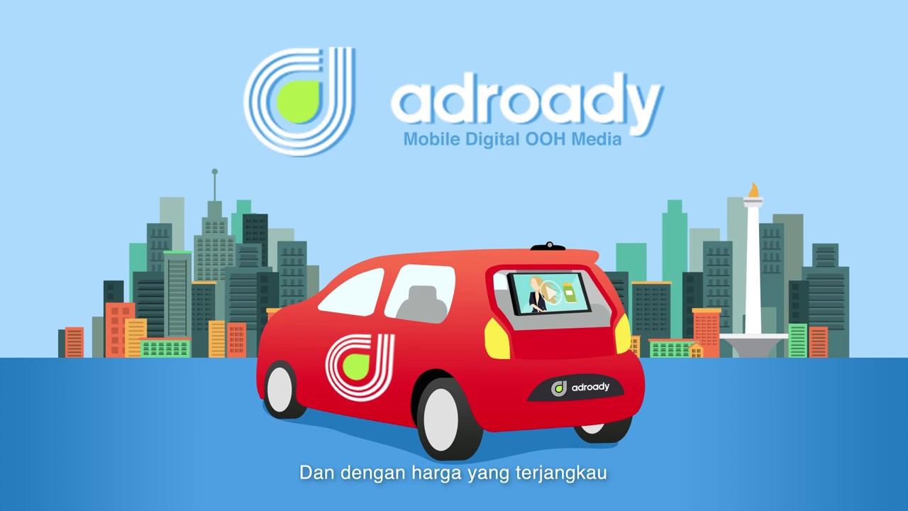 Adroady Expands the Scope of Mobile Digital Advertising Using Motorcycle