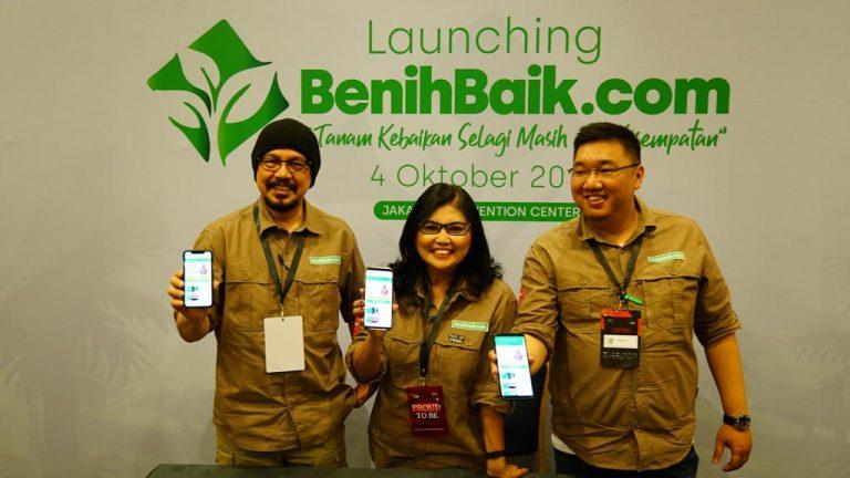 Startup by Andy Noya, BenihBaik.com Distributes IDR 1 Billion Donation