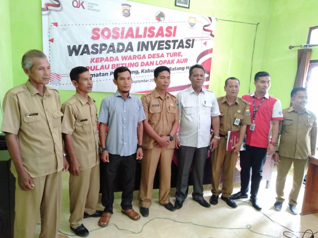Vega Data and Barracuda Fintech Cases, Satgas Appreciates the Police