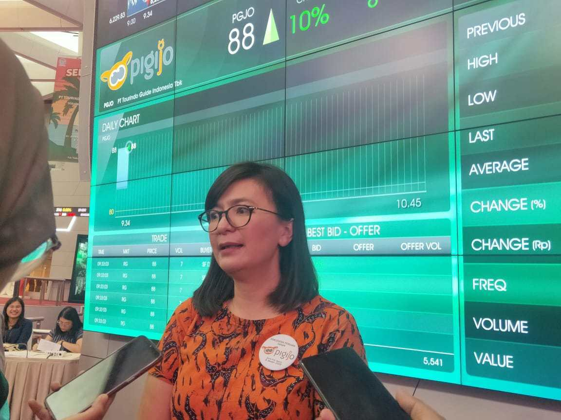 Pigijo Startup Officially Released Its Stocks on IDX