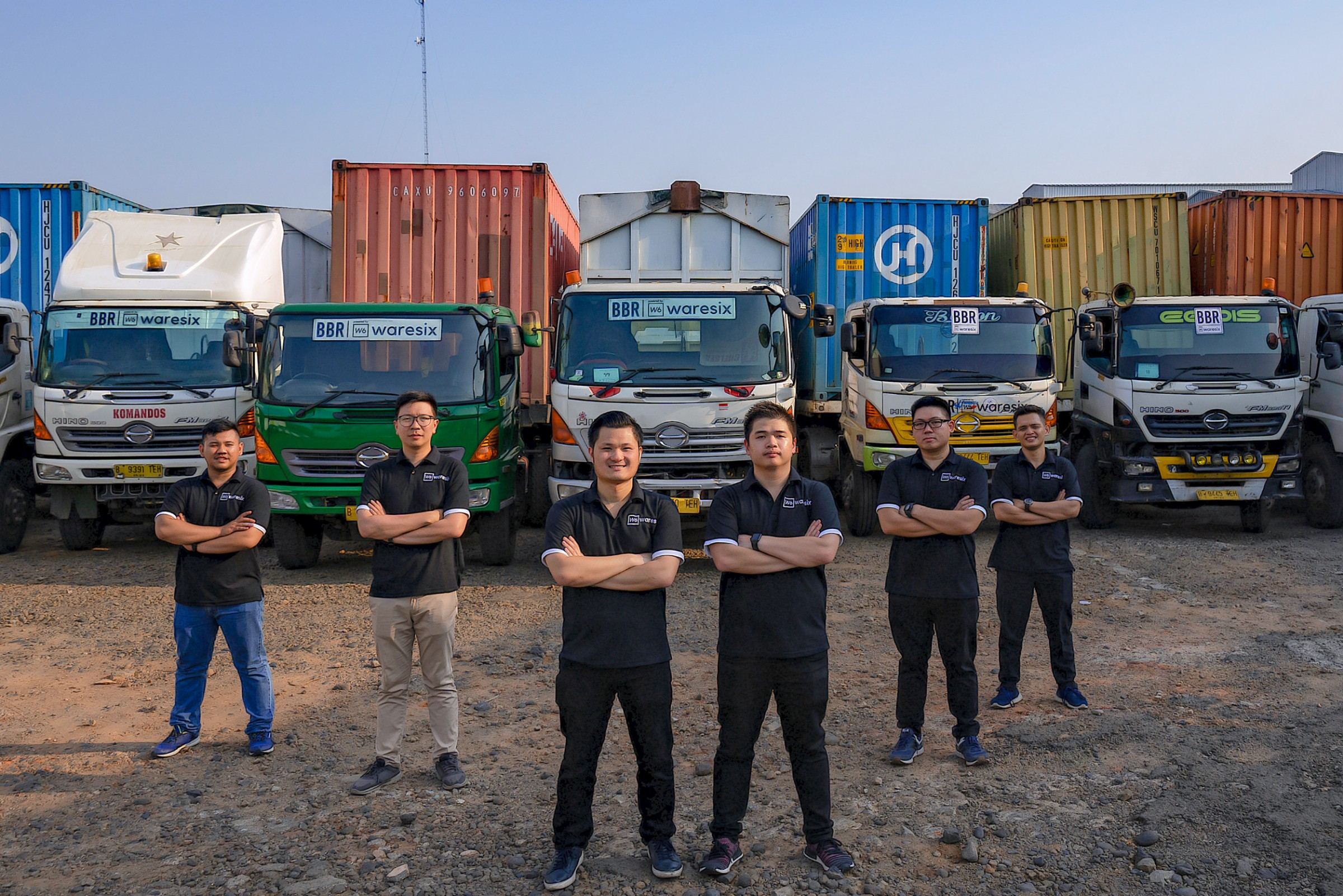 Waresix Logistics Startup Received Funds of IDR 348.6 Billion