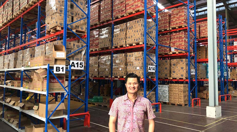 Waresix Logistics Startup Received Funds of IDR 348.6 Billion
