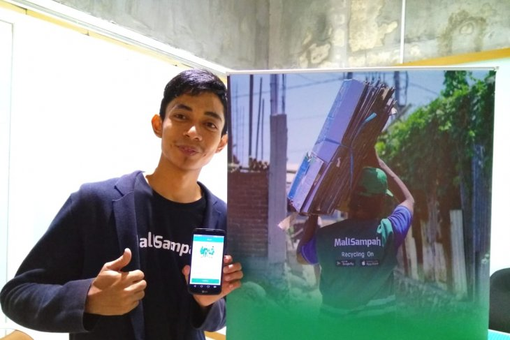 MallSampah and Clean-Up Present One-Door Waste Management Service