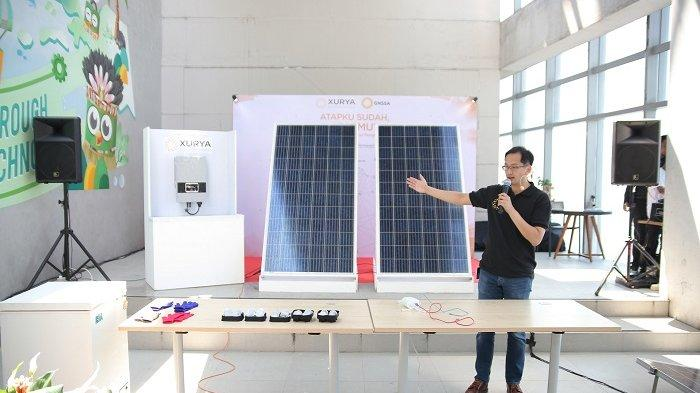 Xurya Startup is Targeting to Donate 10% of RI Solar Power Achievements