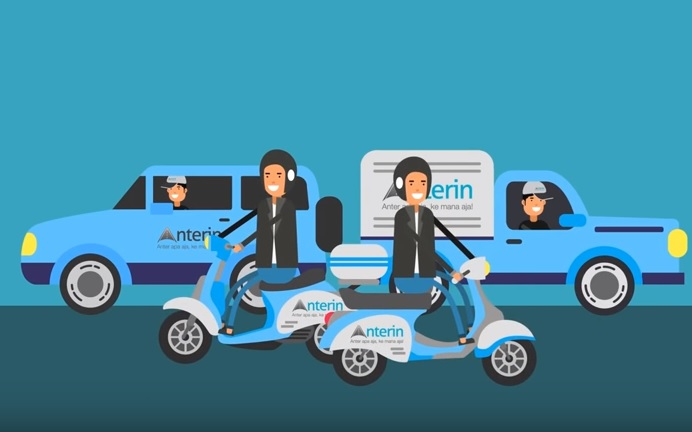 Ride Hailing Service Startup, Anterin, Is Acquired by MNC Group