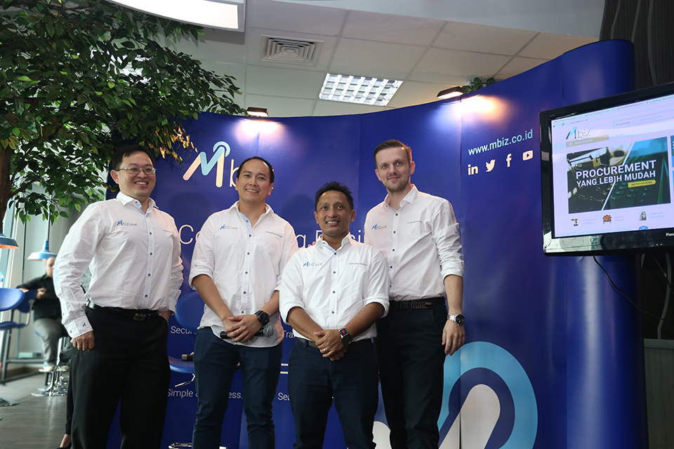 Looking for Funding, Mbiz Optimistic to Make Profit Next Year