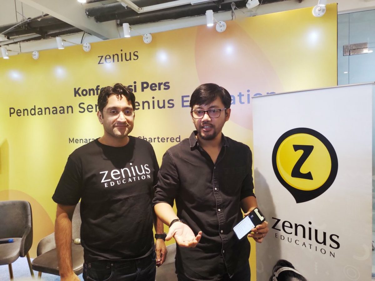 Zenius Received Series A Funding of US $ 20 Million from Three Investors