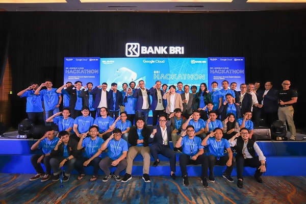 Collaborates with Google, BRI Look for Startups that Help MSMEs