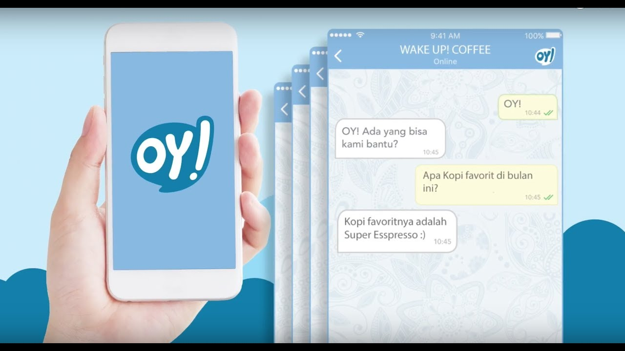 OY! Indonesia Has Evolved into a Smart Financial Application
