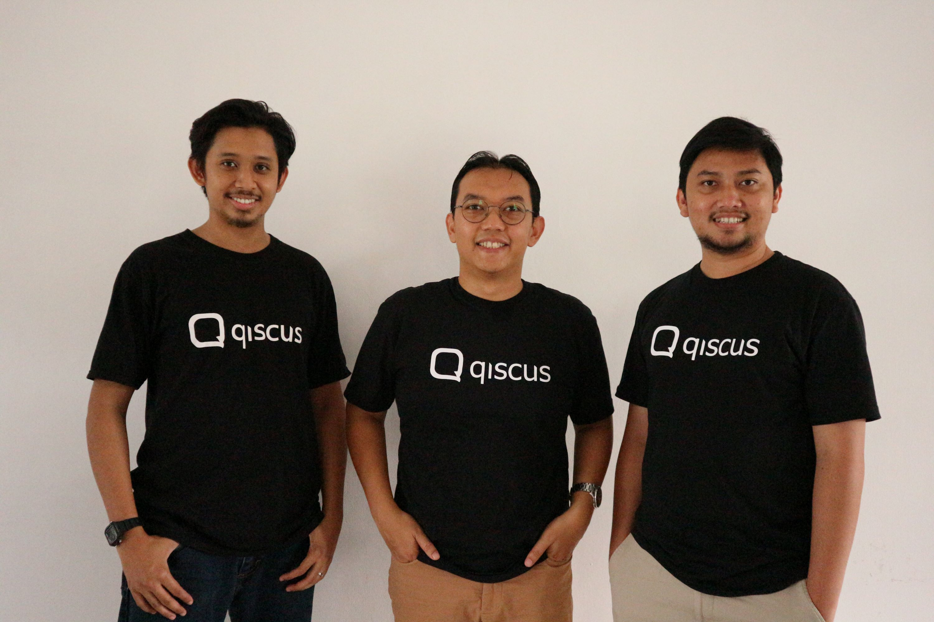 Qiscus Offers a Chat Platform for Other Apps
