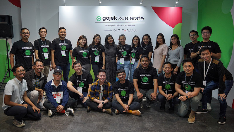 500 Culinary Startups Interested in Funding from Gojek and Digitaraya