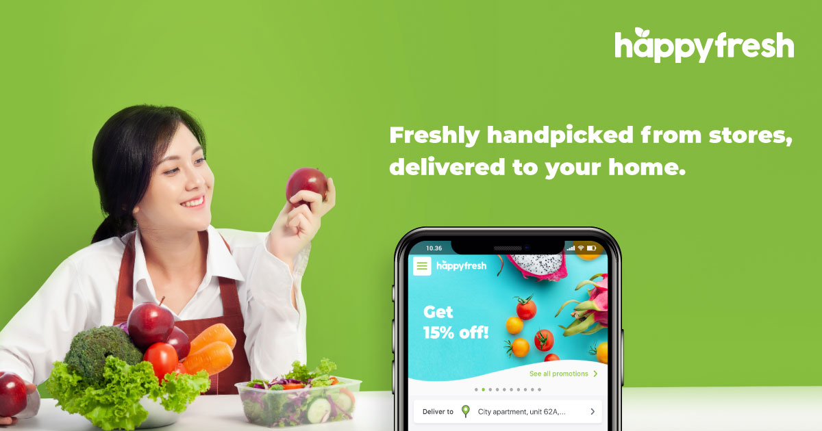 TaniHub and HappyFresh Are Flooded with Orders due to Coronavirus