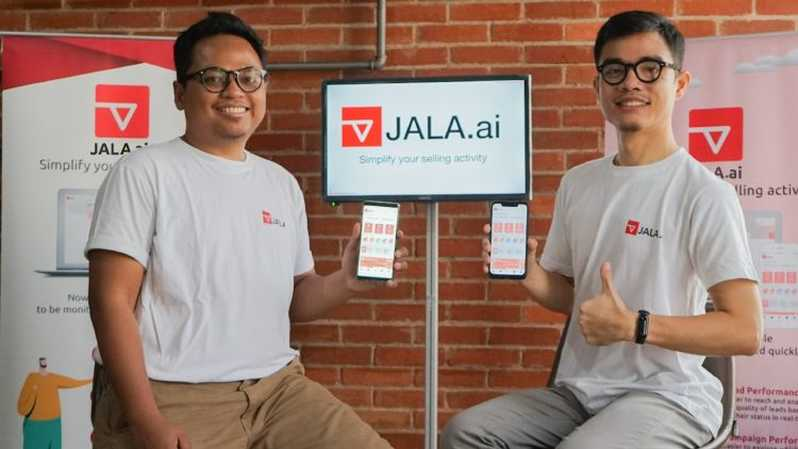 JALA.ai, a Startup that Provides Solutions to Facilitate Sales