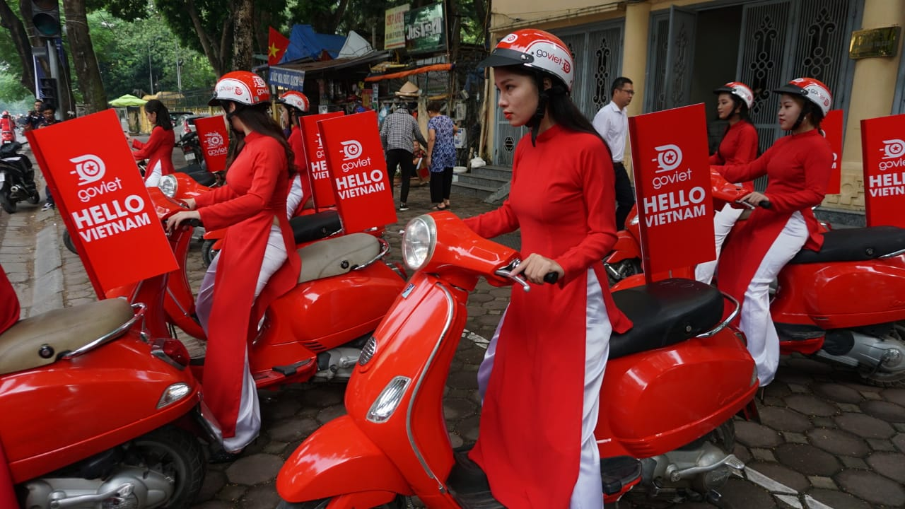 Thailand Gojek Hooked-up 40 Thousand Driver-Partners