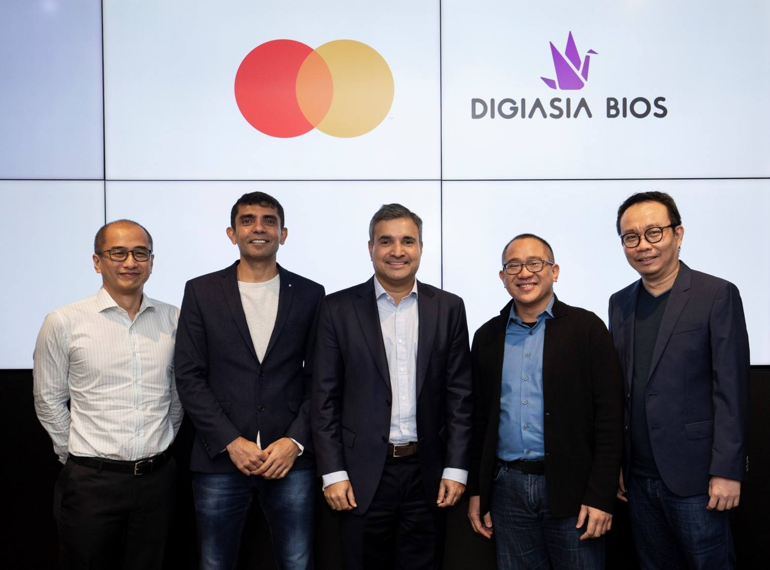 Mastercard Leads Digiasia Bios Startup's Series B Funding