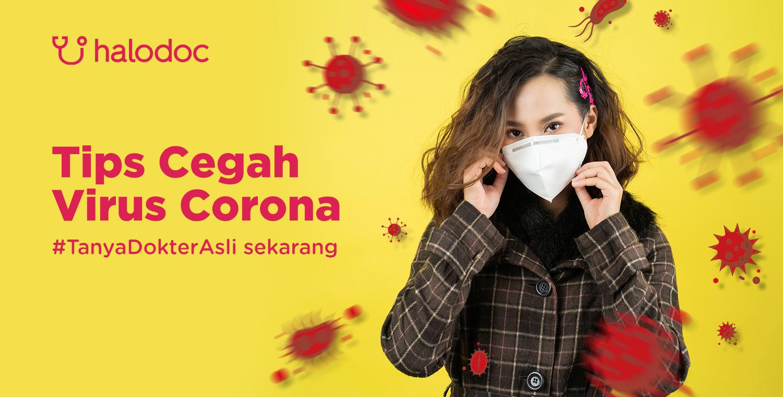 Indonesia is Positive of Coronavirus, Halodoc Transaction Doubled