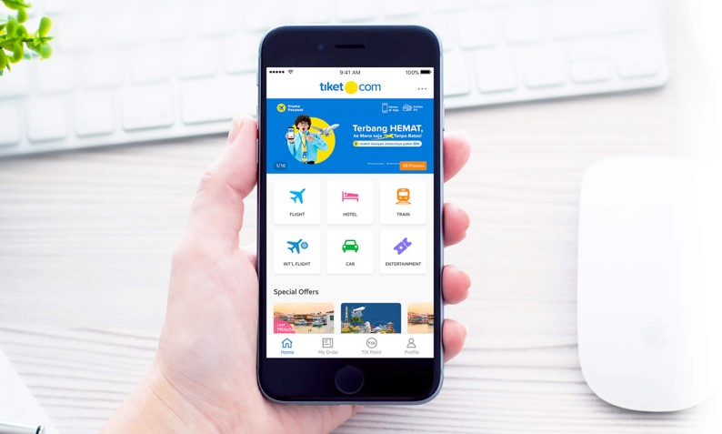 Tiket.com and Traveloka Experienced a Surge in Cancellations