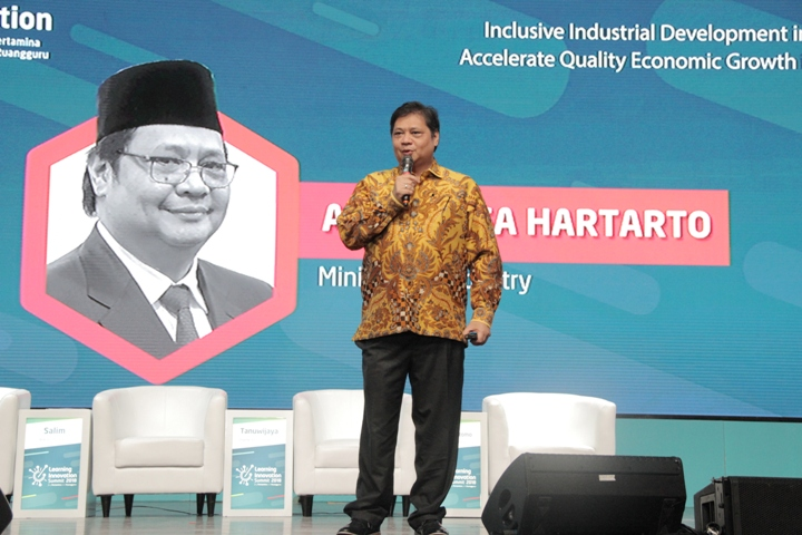 The Ministry of Industry Supports Creative Industry Players