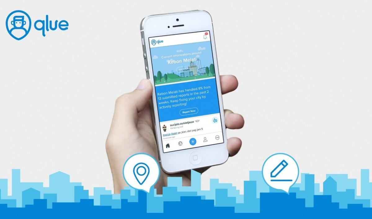 Qlue Launches IndonesiaBergerak.com, a Reporting Platform for Covid-19