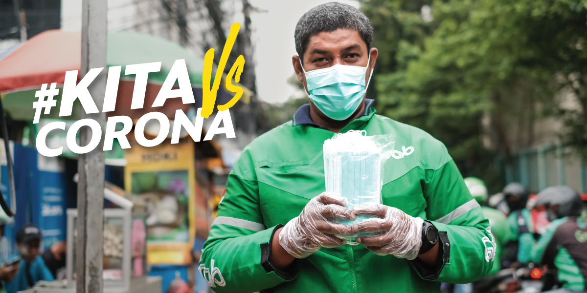 Tokopedia, OVO and Grab Joint Donation of IDR 3 Billion to Fight Covid-19