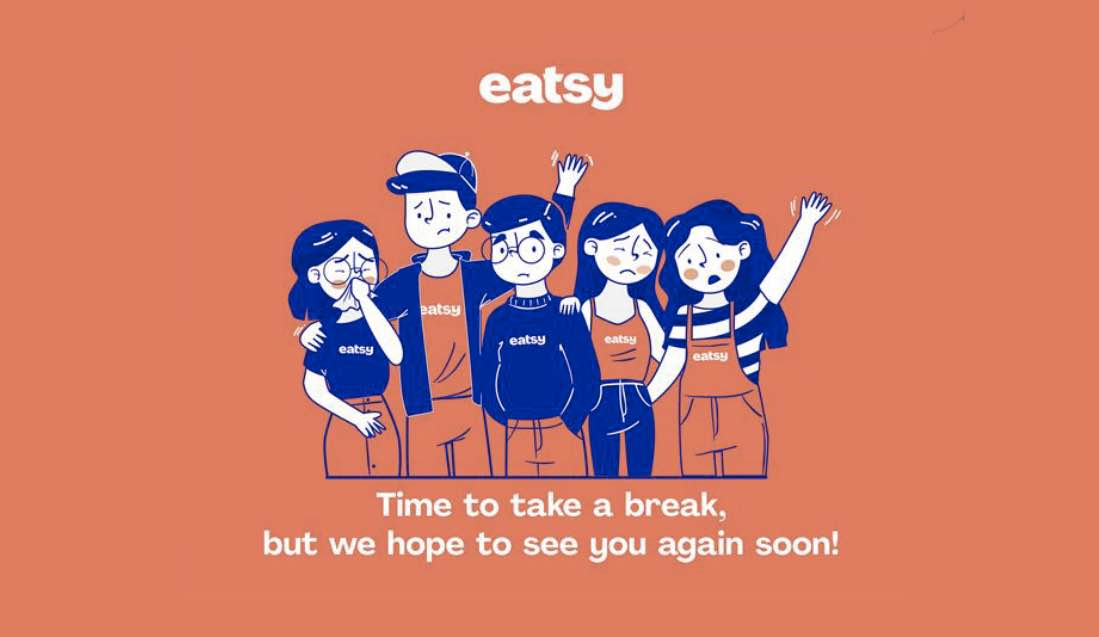 Eatsy plans to stop operations in Indonesia starting next month