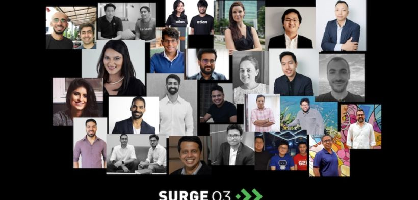15 Startups Join Surge 03 Acceleration Program 2020