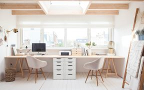 Office design Features, Furniture, and Decorations