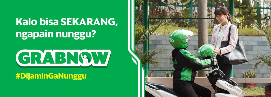 Grab Serves Logistics Shopping and Provide a Lift for Medical Personnel
