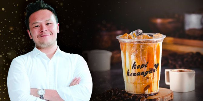 Kopi Kenangan's CEO is willing to be Paid IDR 1 during the Pandemic