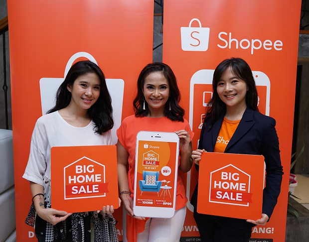 Shopee Gives Seller-partners Affected by Corona Pandemic