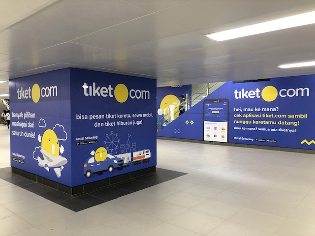 Tiket.Com Cuts Marketing and Targets New Segments