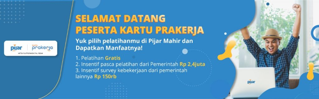 Supporting Pre-Employment Cards, Telkom Presents Pijar Mahir Platform