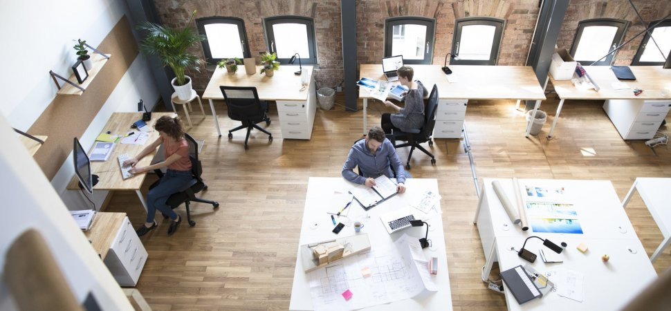 The Advantages Of Co-Working Space As A Working Place