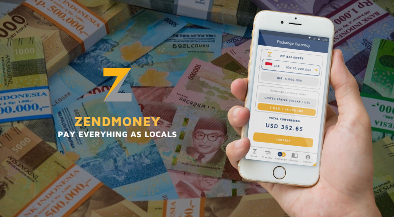 Remittance's Transaction on Zendmoney Increased 10%