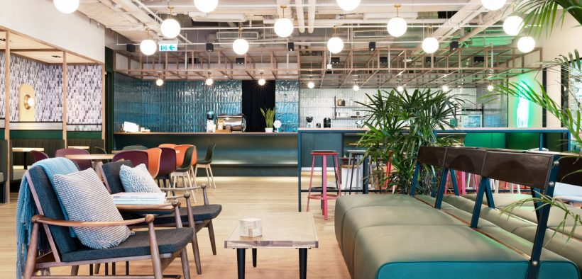 Co-working Space Super Power and Benefits for Scaling up Startups
