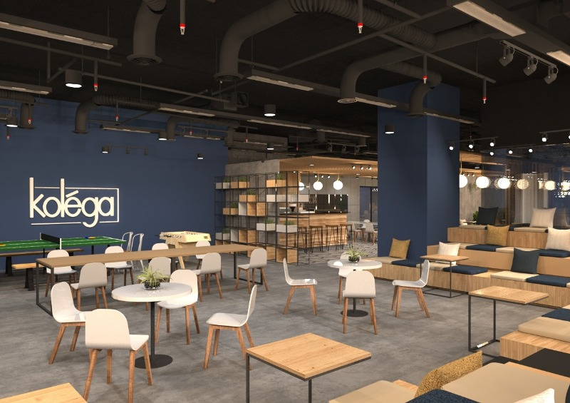 How the Co-working Space is Different from the Conventional Office
