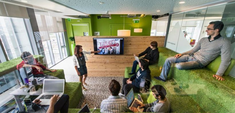 Co-working Space, The Ideal Workplace For Millennials