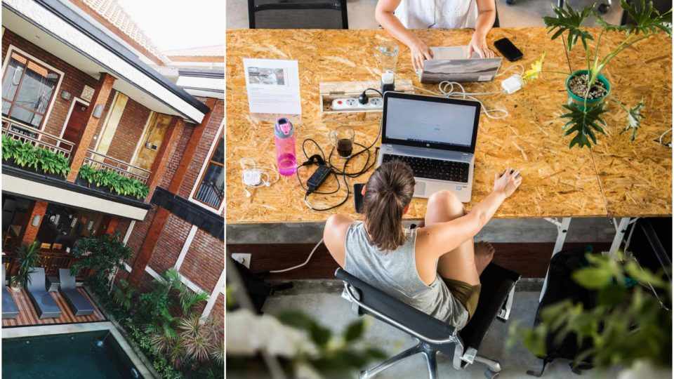 Review of Outpost Coworking Space in Ubud and Canggu, Bali