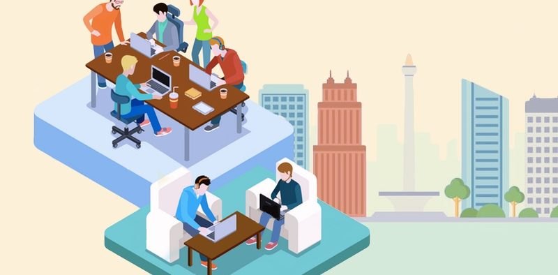 The Advantages Working in Co-Working Space You Should Try!