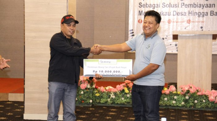 Spaces for Startup are Provided by Pontianak Government